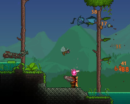 how to get piranha gun terraria